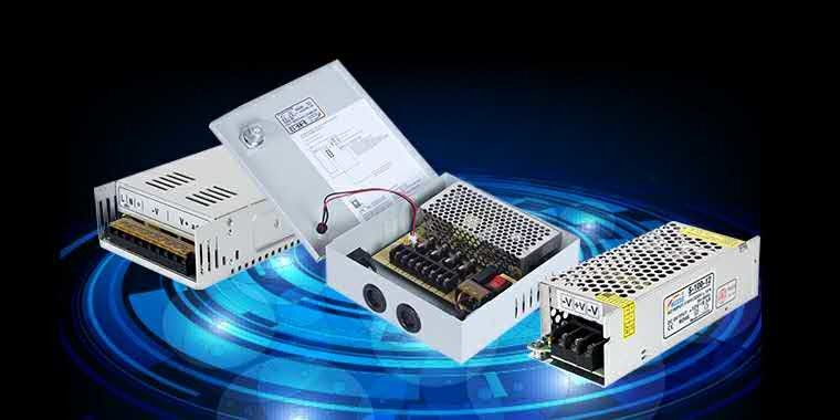 LED-Anzeige Power Supply