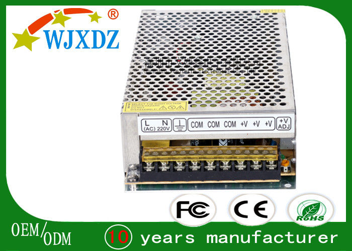 100% Aging Test 25A LED Strip Power Supply 300W 12V for Industrial Power Supply